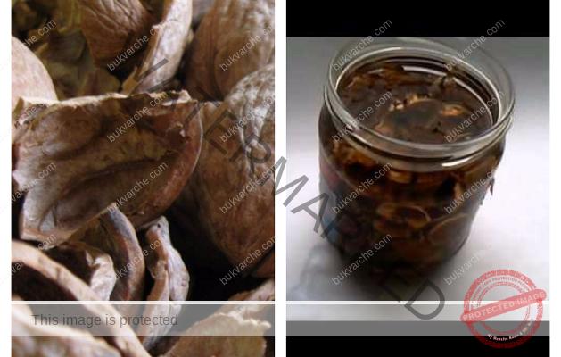 Ореховите черупки и ползите, които съдържат за здравето ни!