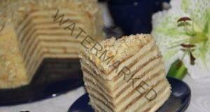 Торта с кондензирано мляко на тиган: Бърза и лесна рецепта!