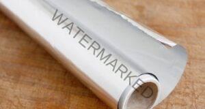Ако използвате алуминиево фолио, спрете веднага!