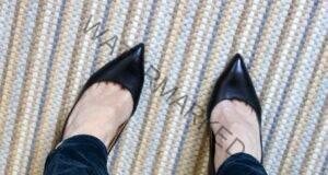 Неудобни тесни обувки? Този трик ще ви спаси от болката!