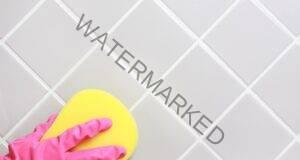 Домашно средство за почистване на плочки! Справя се и с най-сериозните петна!