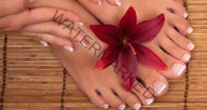 Направете си домашна детоксикация - вана за крака, която върши чудеса!