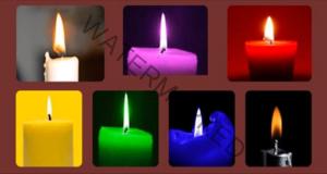 Изберете свещ - тест на световно известен психолог