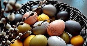 9 естествени багрила за великденските яйца. Бъдете неповторими!