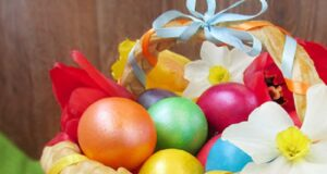 Великденска кошница от тесто: Впечатлете гостите си!
