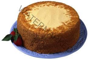 Шоколадова торта с кефир и какао. Чудесна и много вкусна!