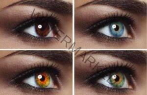 Какъвто е цвета на вашите очи – такъв ви е и характера!