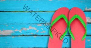Направете си летни обувки от джапанки! Вижте как!