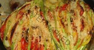 Решетка от тиквички – прекрасна лека вечеря за цялото семейство!