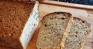 """Хляб с домашно приготвен """"вечен"""" квас - полезно печиво без мая!"""