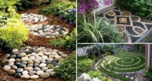 15 полезни идеи за използването на камъни в оформянето на градината