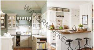 Вижте как малката кухня ще изглежда по-голяма с няколко трика!