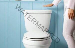 Какво ще стане ако налеете оцет в казанчето на тоалетната?