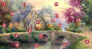 Къщата на магьосника! Изберете число и разберете какво ви очаква!