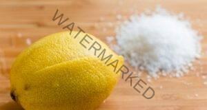 Лимон и сол: Комбинацията, която ще ви излекува от много болести!
