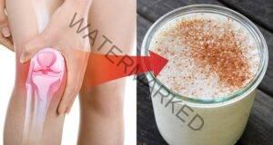 Тази напитка облекчава болките в коленете и ставите само за 5 дни