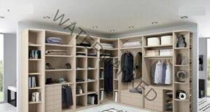 26 вдъхновяващи идеи за гардеробните и малките стаи вкъщи