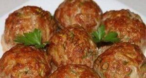 Гръцки кюфтета с тиквички: Наистина невероятна рецепта!