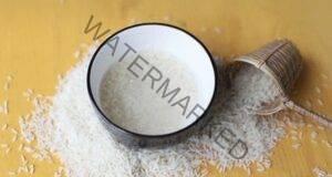 С оризовата вода ще постигнете невероятни резултати!