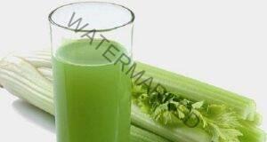 Една чаша сок от целина ще ви помогне да бъдете здрави!