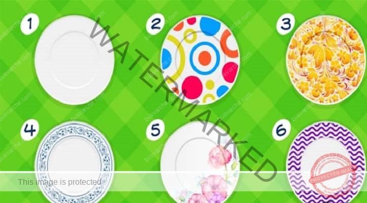 Тест Изберете модел чиния и разберете колко добра домакиня сте. Всичко до точност!