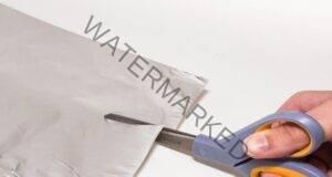 Алуминиевото фолио може да лекува настинка и изгаряния!