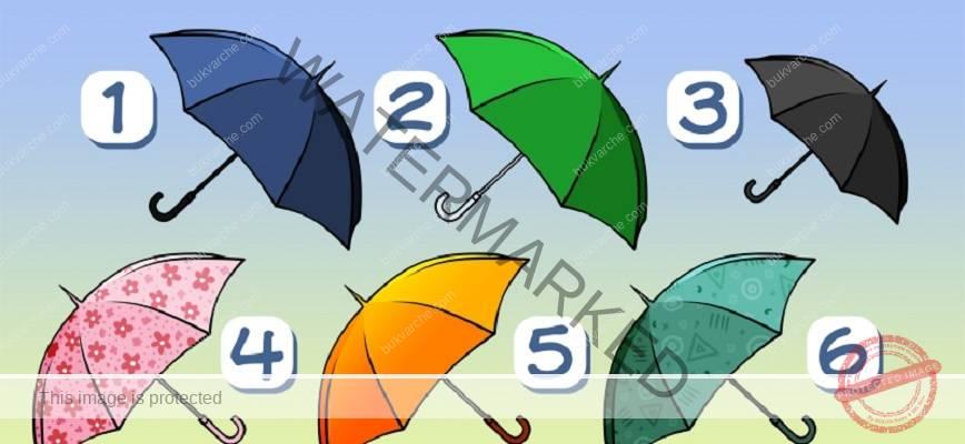 Ето какво един чадър може да разкрие за личността. Кой е вашият