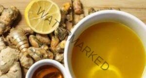 Мощна противовъзпалителна напитка от куркума, мед и още нещо