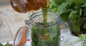Сироп за успокояване на белите дробове - домашна рецепта