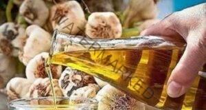 Чесново масло, което възстановява функциите на ставите