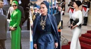 9 красавици от Арабските страни: Ето с какво се занимават!