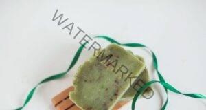 Домашен сапун с бадеми за пилинг на цялото тяло