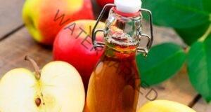 Домашен ябълков оцет: Най-добрата рецепта за неговото приготвяне