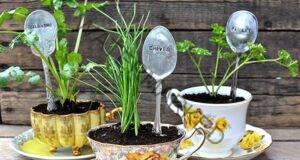 Идеи за декорация от сребърна посуда! Вижте тук!