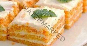 Морковена диетична торта! Яжте и не се притеснявайте за талията си!