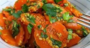Мароканска морковена салата: Вкус, който никога няма да забравите!
