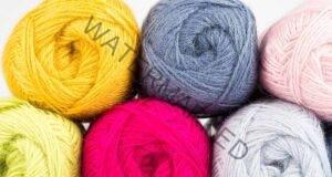 Направете си шал за есента сами! Няма нужда да можете да плетете!