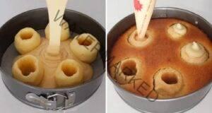 Сладкиш с ябълки и крем: Изненадайте гостите си!