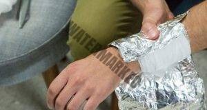 Използвайте алуминиево фолио срещу настинка, стрес и болка!