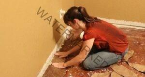 Пода у дома може да стане невероятен с амбалажна хартия!