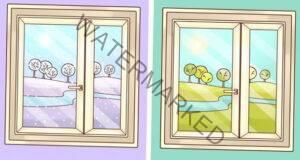 Настройте прозорците на зимен режим и спестете пари за отопление!