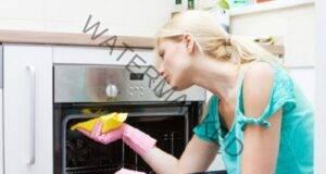 Почистете фурната лесно и бързо - само за 1 минута!