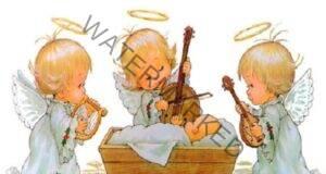 Тези ангели знаят тайните на бъдещето! Проверете сами!