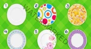 Изберете една чиния! Тя ще разкрие колко добра домакиня сте!