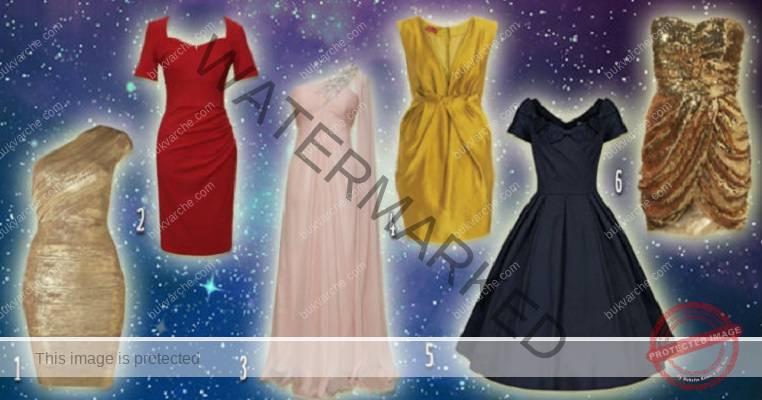 Коя от тези 6 рокли бихте носили на празник Ето какво ще разкрие вашият избор за личността ви!