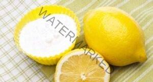 Лимоните в комбинация със содата правят чудеса!