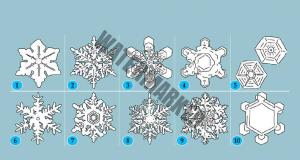 Тест за типа личност: Приказните снежинки знаят всичко за вас!