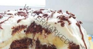 Вкусна торта без печене, приговена само с три съставки