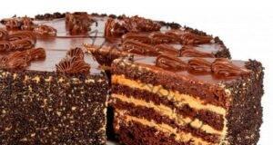 Домашна шоколадова торта, която ще ви изкуши с нежния си вкус!