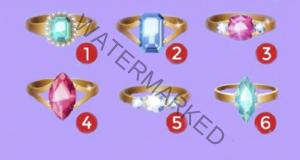 Един от тези вълшебни пръстени, ще ви разкрие всички тайни!